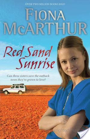 Review: Red Sand Sunrise by Fiona McArthur