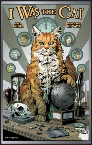 Review: I Was The Cat by Paul Tobin