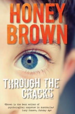 Review: Through the Cracks by Honey Brown
