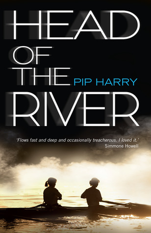 cover of Head of the River - silhouetted rowers