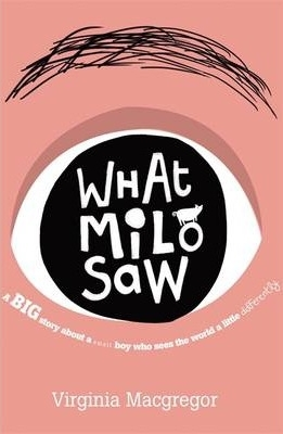 Review: What Milo Saw by Virginia MacGregor