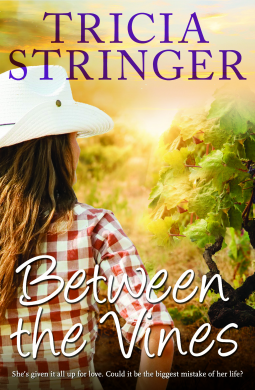 Review: Between the Vines by Tricia Stringer